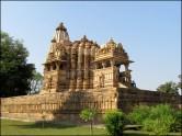 Khajuraho - Temple 'Chitragupta'