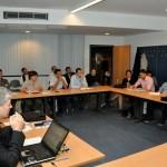A Projektmenedzsment Műhely 12. összejövetele. (c) Csényi Sándor