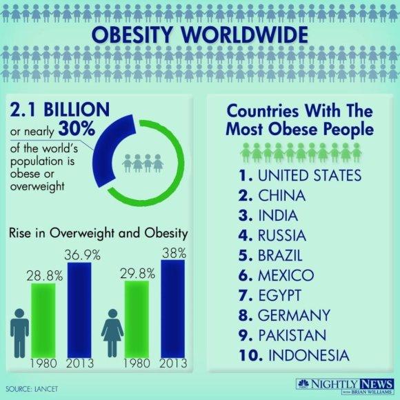 2013 obesity