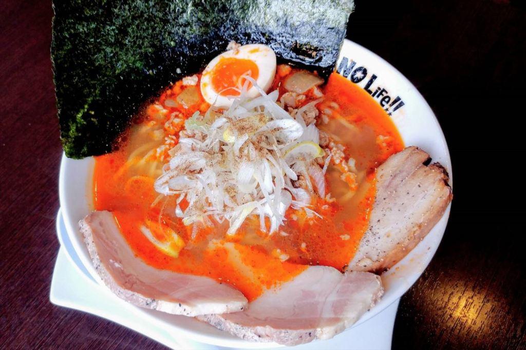 勝浦風タンタン麺[2020年2月]