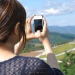 マラソン大会の写真をスマートフォンで撮影をする時の注意点