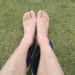 走りすぎ?足の甲、肩が痛いので整形外科に診察してからマラソン大会に挑もう!