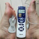 ランニングの疲労回復、痛み、マッサージに。オムロン 低周波治療器 エレパルス HV-F128