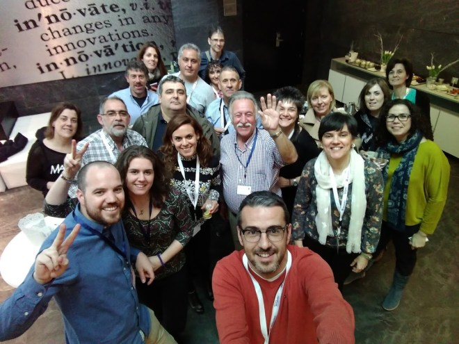Selfie Asamblea