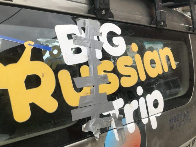 big russian trip