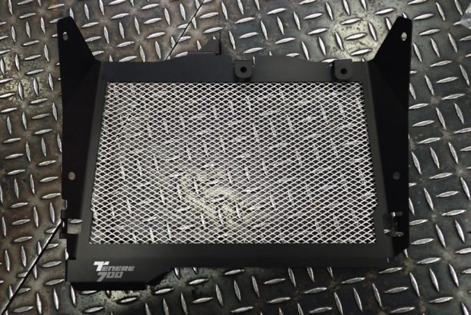 新型テネレのワイズギア純正オプションパーツ