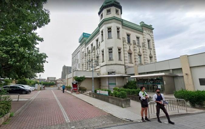 川越駄菓子屋横丁のバイク駐車場