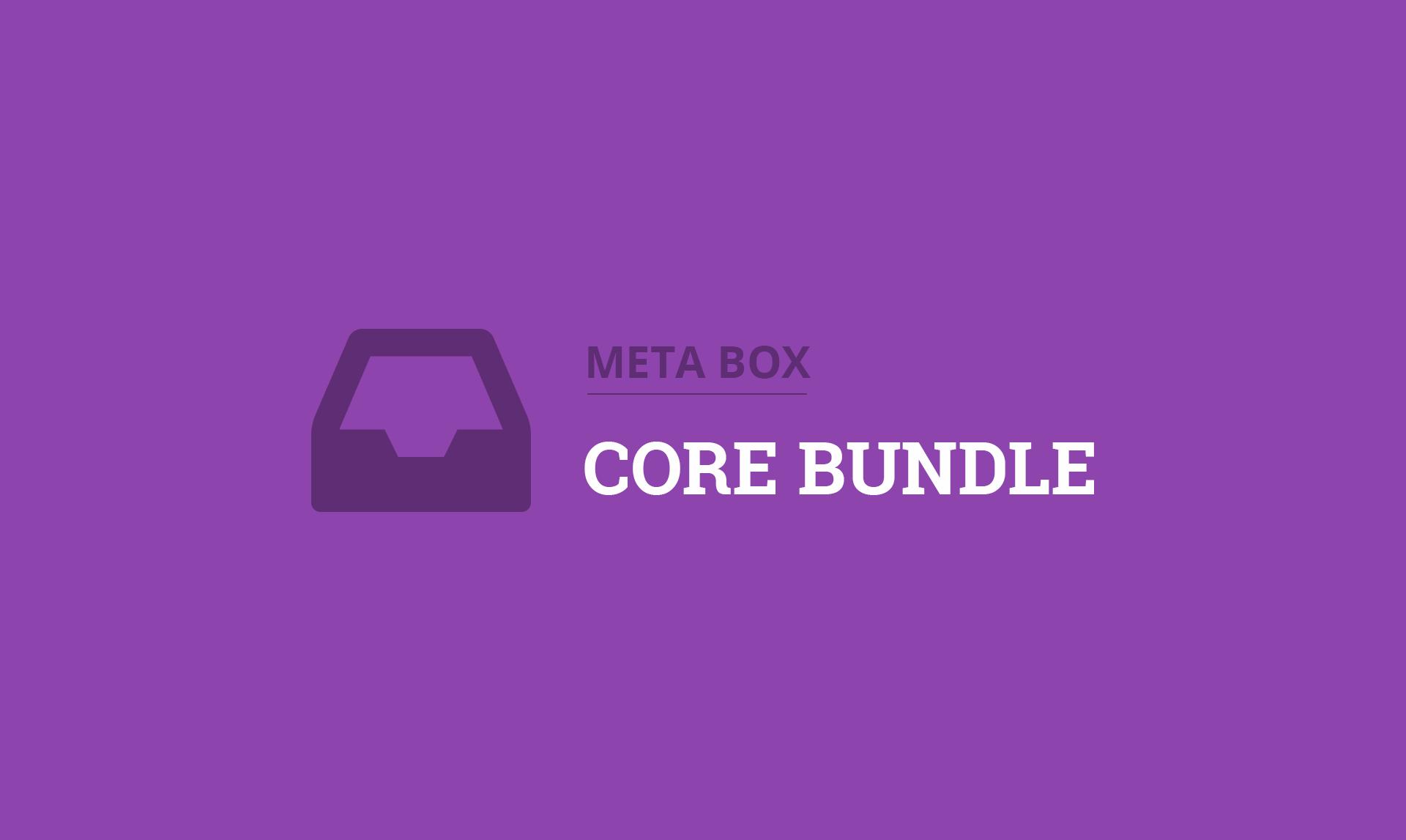 Core Extensions Bundle