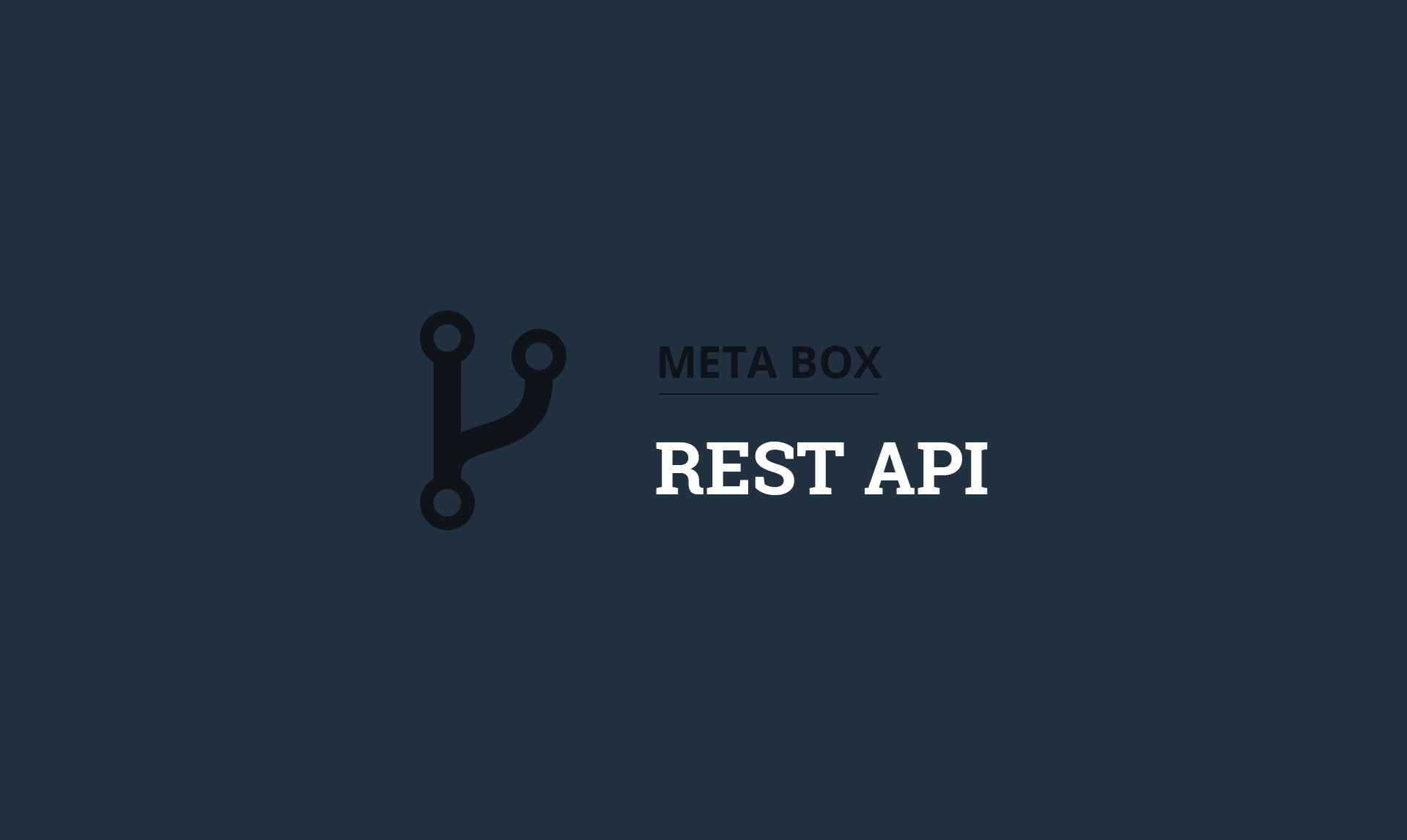 MB REST API