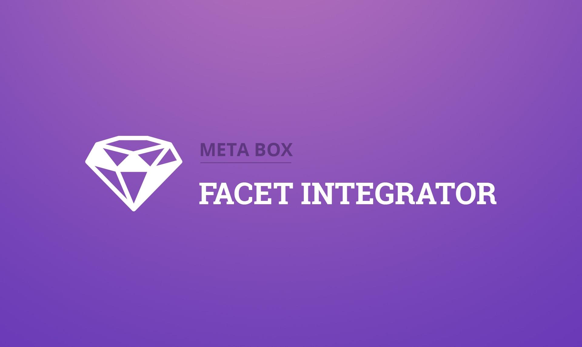 Meta Box – FacetWP Integrator