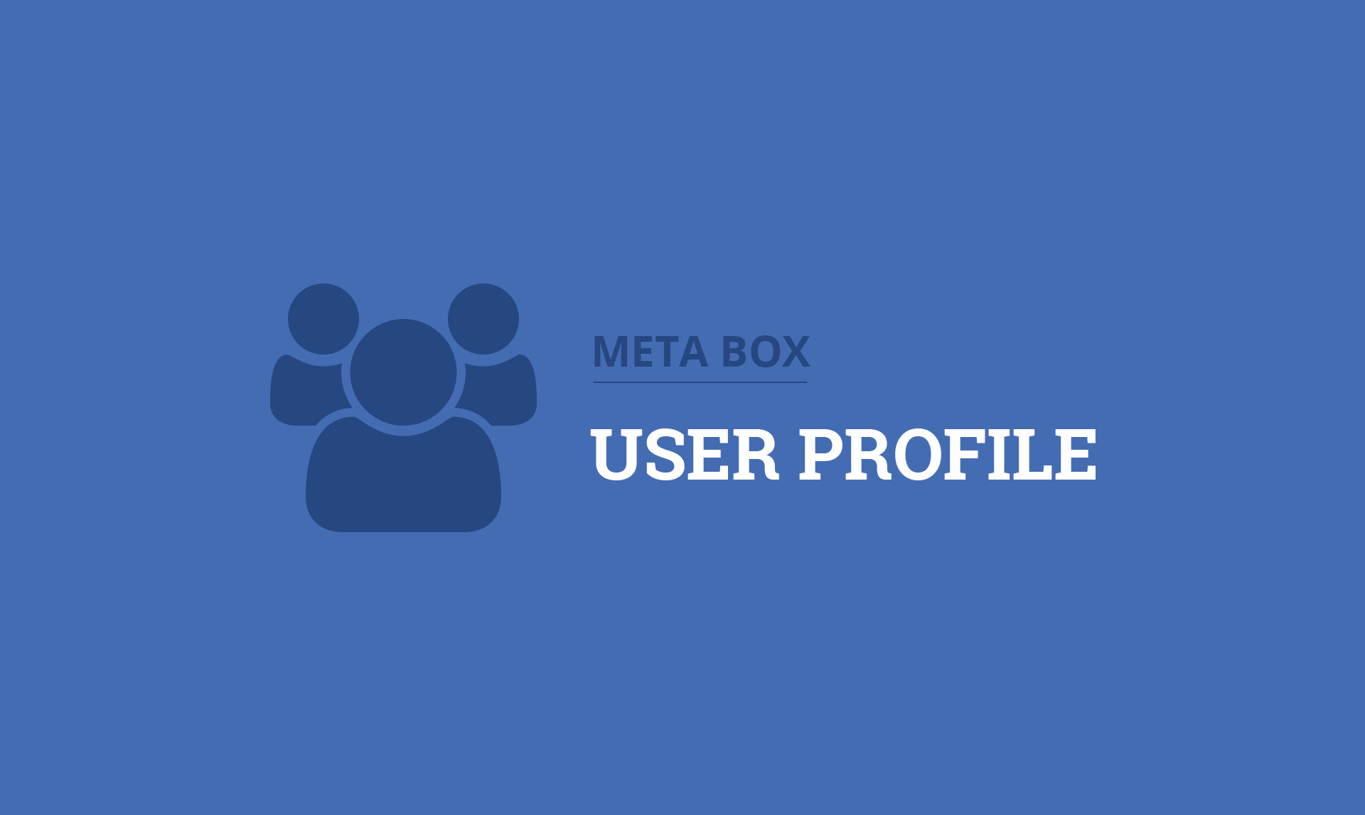 MB User Profile
