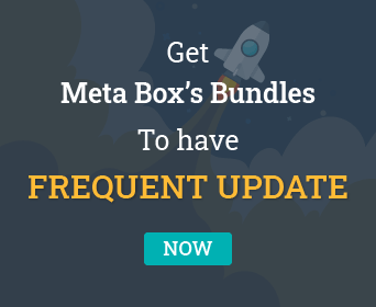 Get Meta Box's Bundle To have Frequent Update