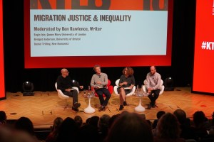 Transnational Justice conference at Kings, London