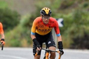 Caruso etapa 20 Giro Italia 2021