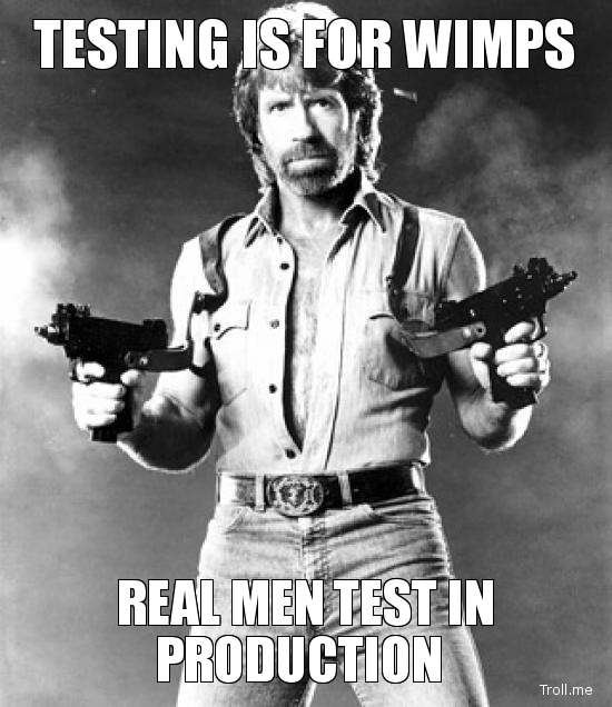 testing-is-for-wimps-real-men-test-in-production