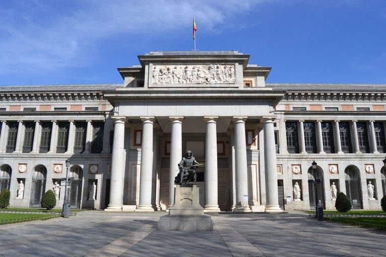 Museo del Prado, Juan de Villanueva.