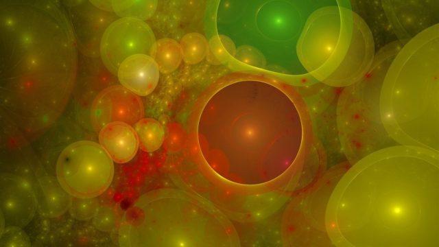 Возможно, на микроуровне пространство бурлит от кротовых нор и чёрных дыр.