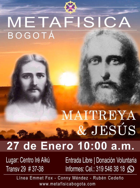 MAITREYA-Y-JESUS