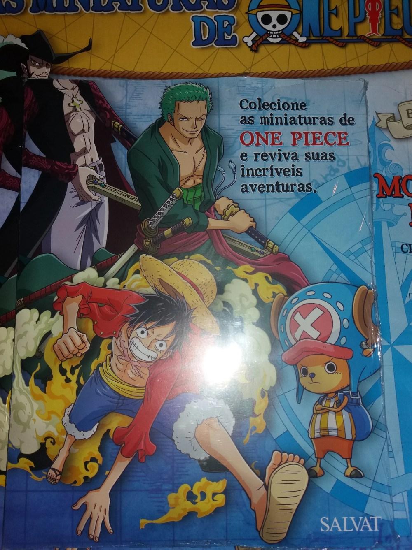Fascículo de One Piece