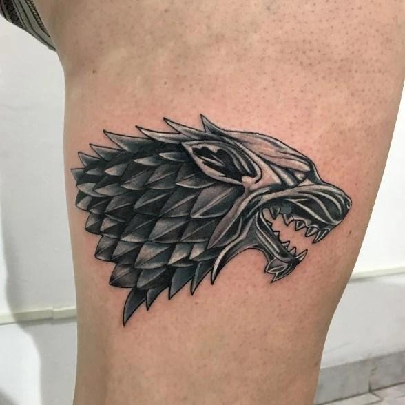 Tatuagens Game of Thrones