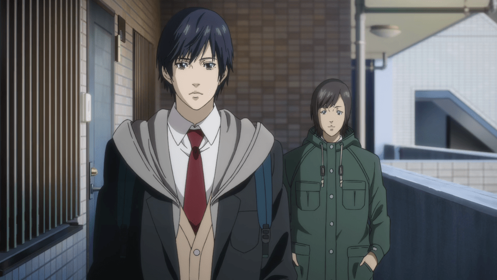 Inuyashiki episodio 02