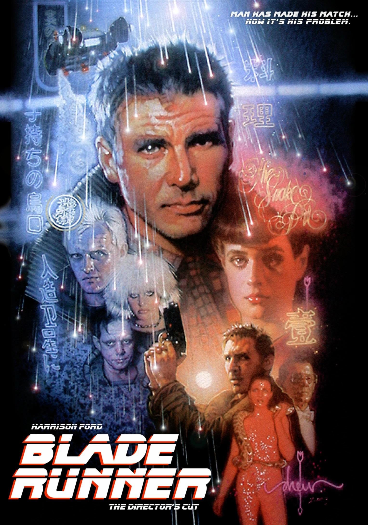 Resenha do filme Blade Runner (1982) - Meta Galáxia