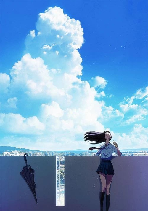 Koi wa Ameagari no You ni anime-poster