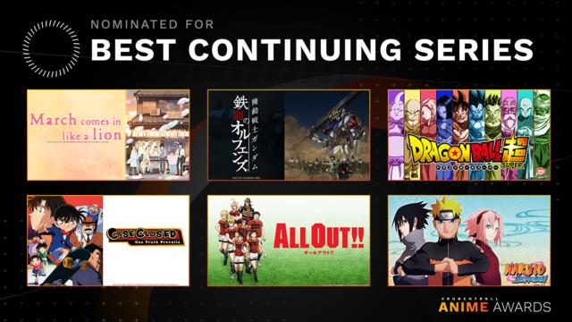anime awards 2017-crunchyroll-melhor-continuaçao