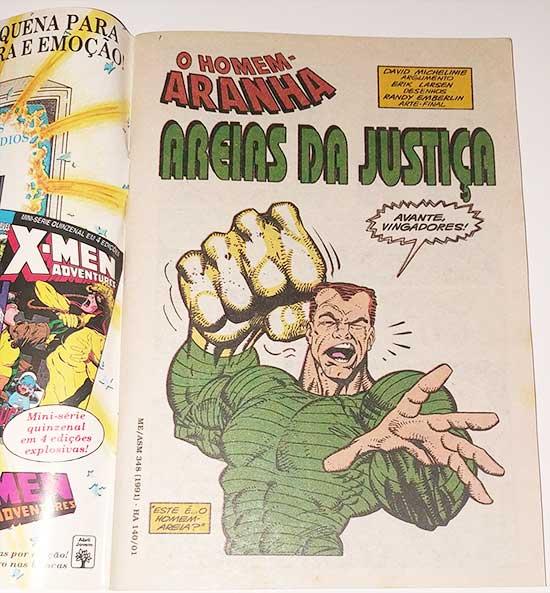 HQ do Homem-Aranha homenageia Palmeiras Campeão Brasileiro