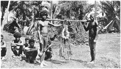 Malinowski en Melanesia c