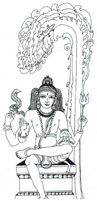 Shodashi3- Dakshinamurti