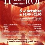 II Jornadas de Guadianes del Rol