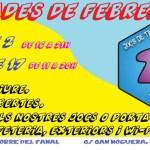 Findes de jocs de taula Vallès Oriental- Jornades de Febrer 2019