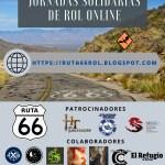 Jornadas solidarias de rol online Club de rol Ruta 66