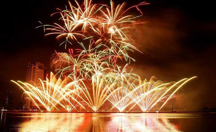 Mystische und magische Feuerwerke für jeden Anlass
