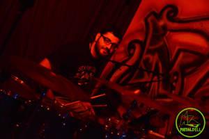 Sayed Gereige - Turbulence Drummer