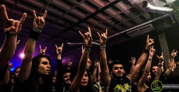 Beirut Metal Fest17 Khaled Yamout10