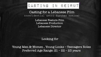casting in beirut metalheads