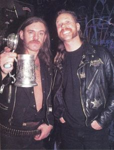 METALLICA Lemmy Tribute