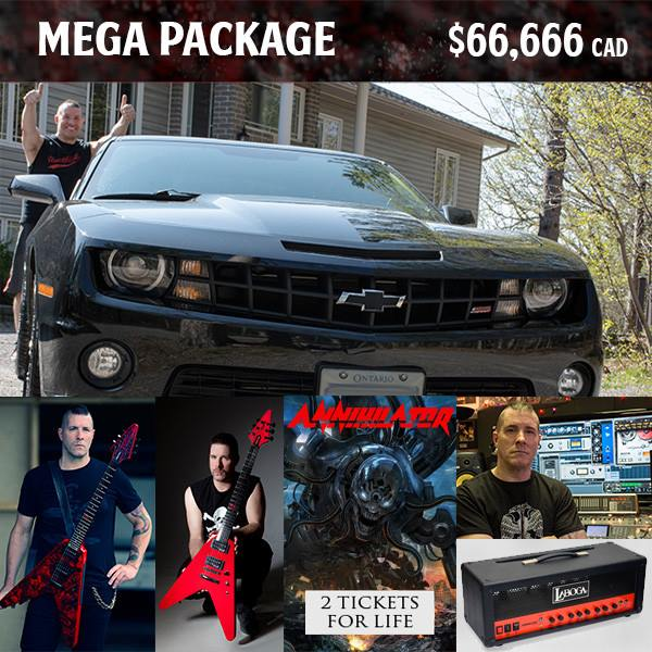 Annihilator Mega deal