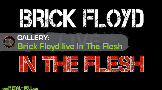GALLERY | BRICK FLOYD Live In The Flesh - 16 September 2017