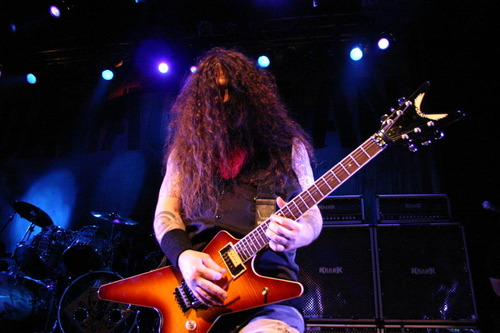 DIMEBAG DARRELL | Never-Before-Seen Photos From Murder Scene