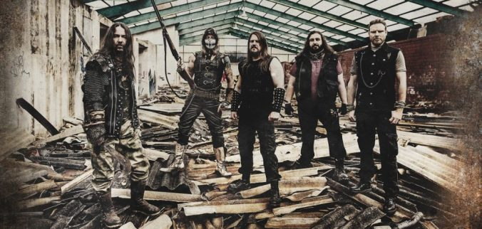 DARKFALL Releases New Album