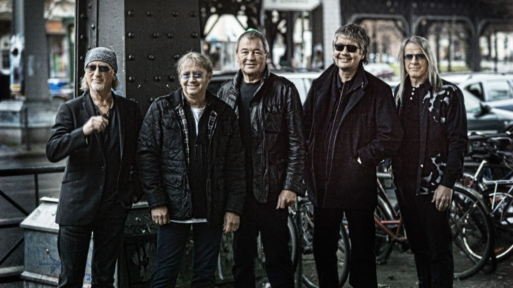 Deep Purple Releases 'Time For Bedlam' Single