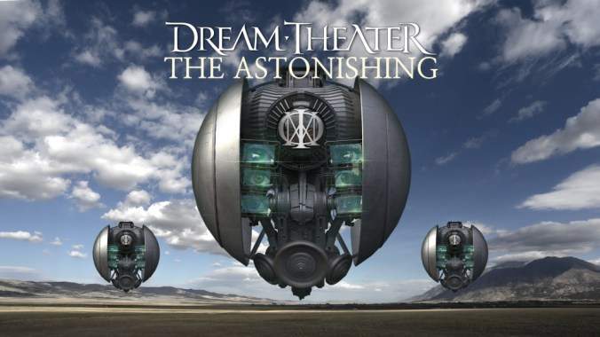 DREAM THEATER | The Astonishing