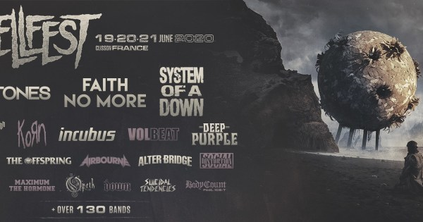 Hellfest 2020... What to expect!