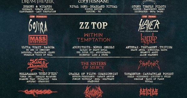 Hellfest 2019 (Reviewed)