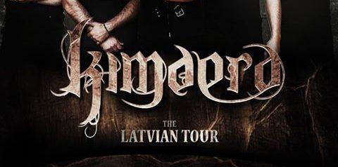 KIMAERA Latvian Tour Supporting Amorphis And Batushka