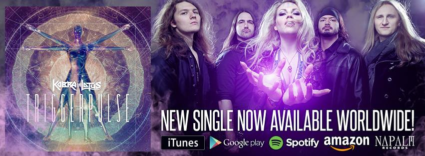 Kobra And The Lotus Debut New Single From New Album