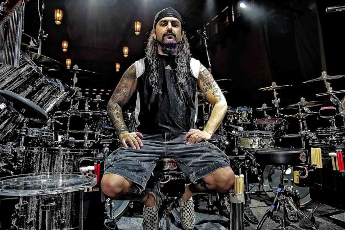 Mike Portnoy Drums